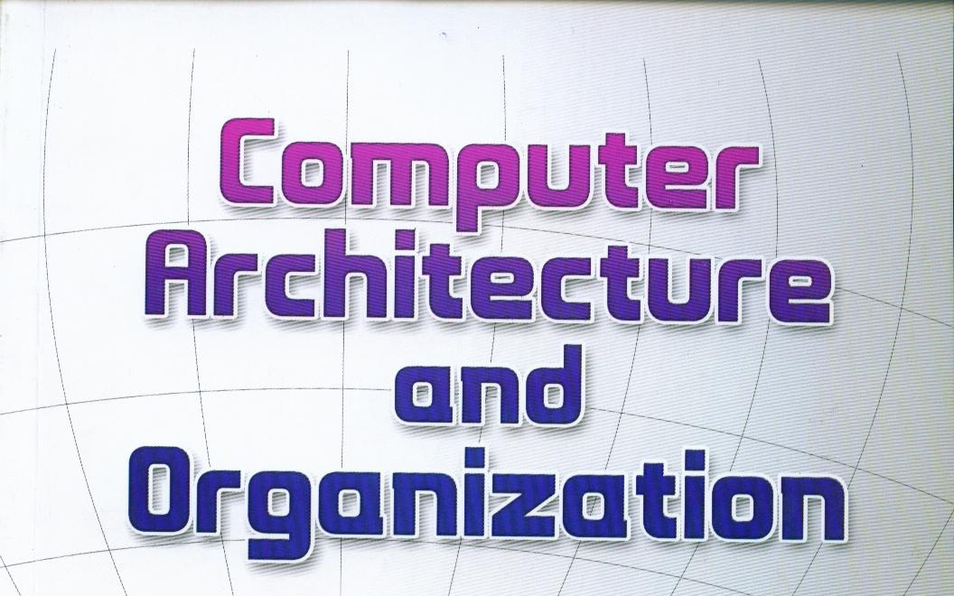 Computer organisation and architecture MCQ